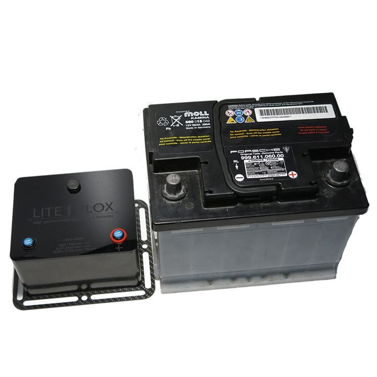 size ratio OEM battery