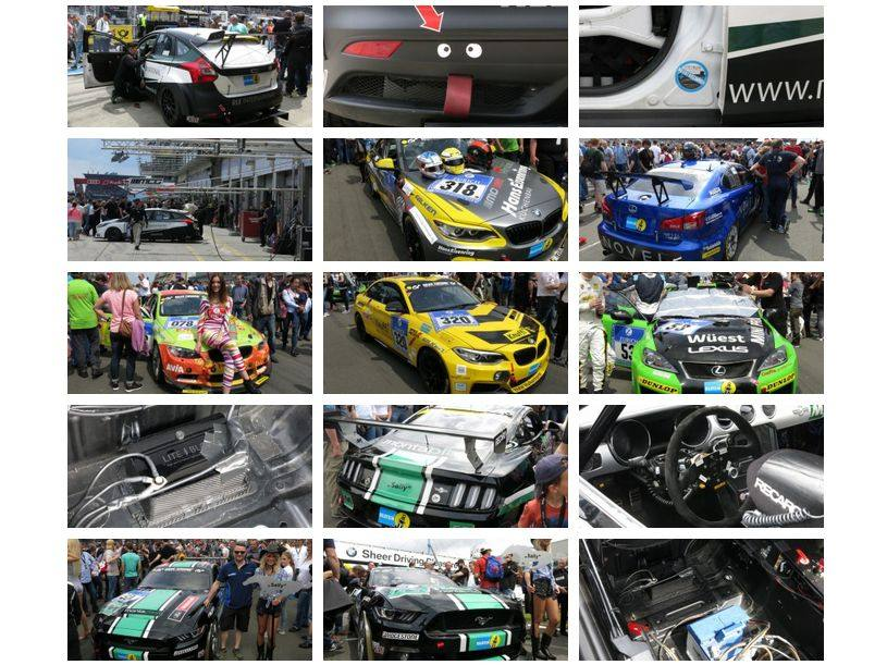 24h Nurburgring pictures impressions photos