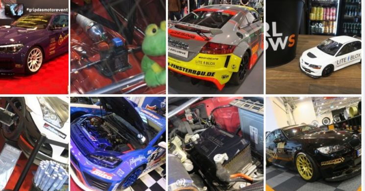 Impressions & pictures from Essen Motor Show 2019