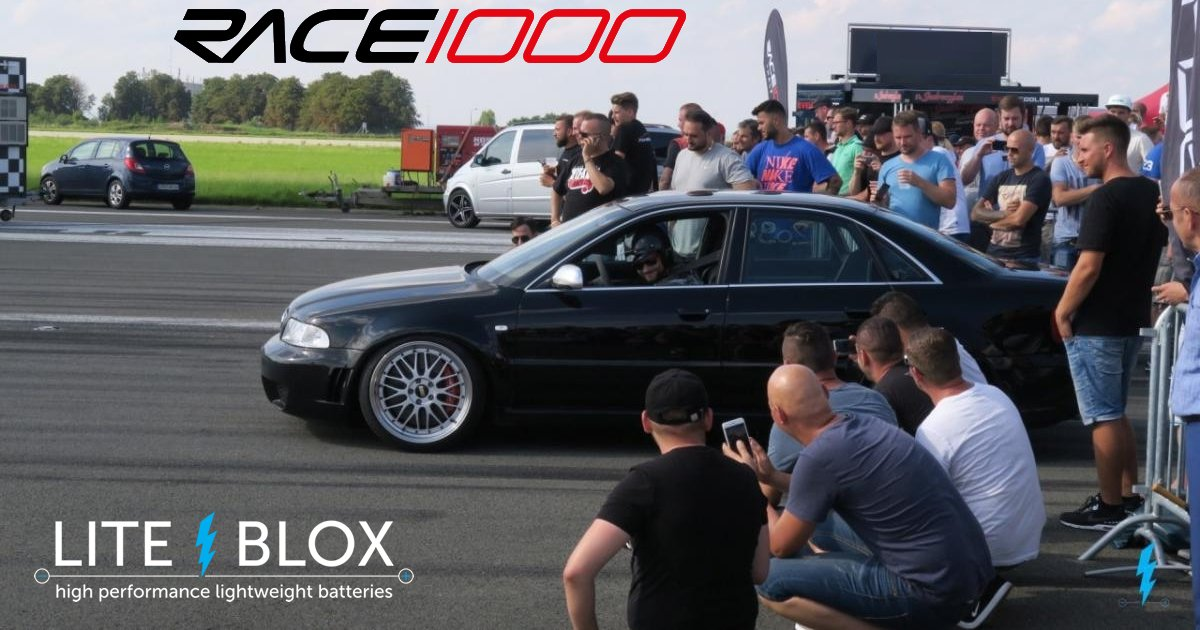impressions from RACE 1000 half mile drag race