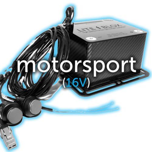 D – motorsport 16V