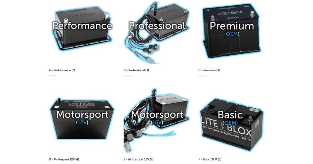 meet our all new LITE BLOX product series (OEM)