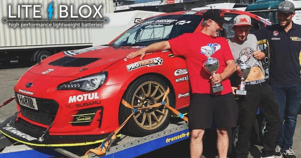 class victory for ROOTS Racing powered by LITE BLOX