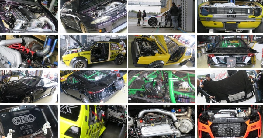 impressions from L8-night weekend Lausitzring