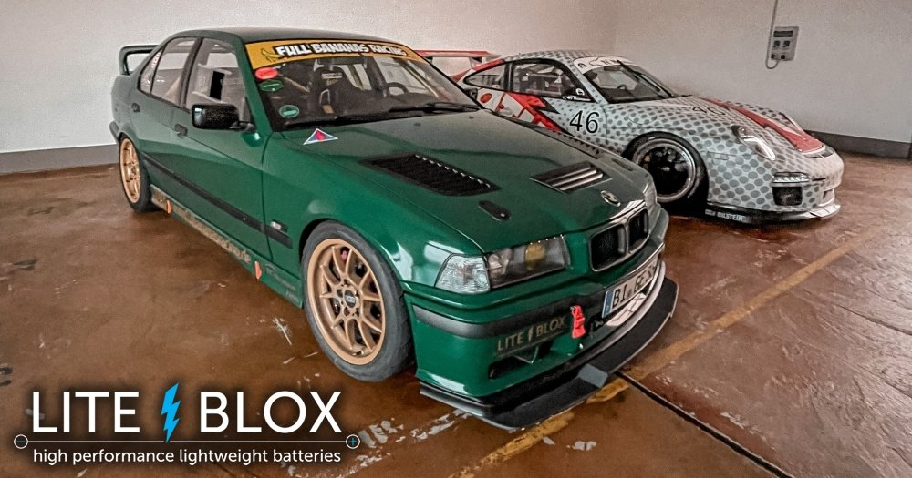 TC Motorsport Events proudly supported by LITE BLOX